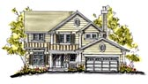 Plan Number 68113 - 2542 Square Feet