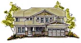 Plan Number 68118 - 2705 Square Feet