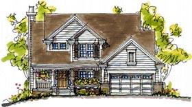 House Plan 68123