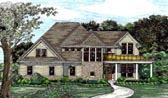 Plan Number 68131 - 2188 Square Feet
