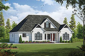 Plan Number 68138 - 1819 Square Feet