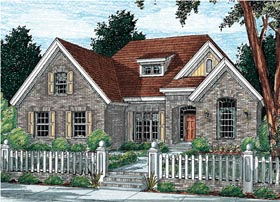House Plan 68140