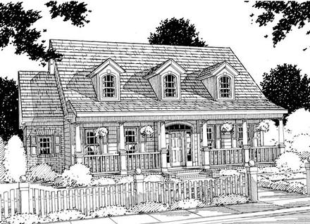 House Plan 68147