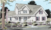 House Plan 68170