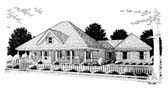 Plan Number 68174 - 2184 Square Feet