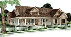 House Plan 68177