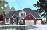 Plan Number 68181 - 3067 Square Feet