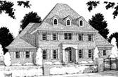 House Plan 68441