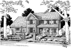 House Plan 68486