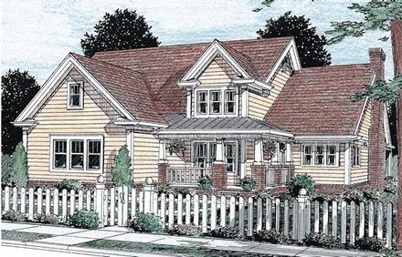 House Plan 68491