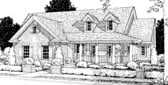 Plan Number 68500 - 1690 Square Feet
