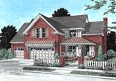 House Plan 68512