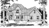 Plan Number 68517 - 2181 Square Feet