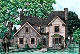 House Plan 68734