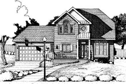 House Plan 68787