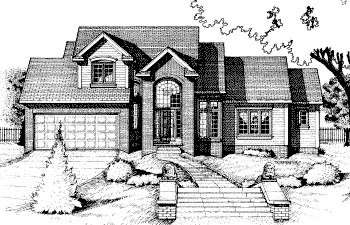 Traditional House Plan 68788 Elevation