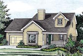 Plan Number 68850 - 1591 Square Feet