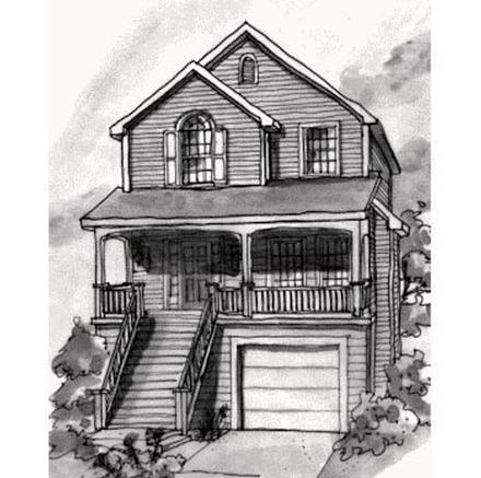 House Plan 68864