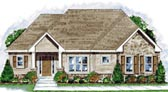 Plan Number 68916 - 1888 Square Feet
