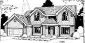 Plan Number 68934 - 2492 Square Feet