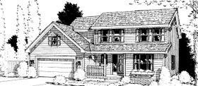 House Plan 68980
