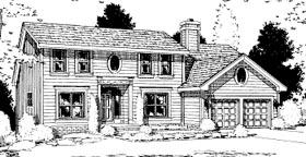 House Plan 68989