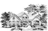 Plan Number 69003 - 2597 Square Feet
