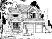 Plan Number 69032 - 1818 Square Feet