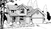 Plan Number 69036 - 1806 Square Feet