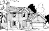Plan Number 69041 - 1745 Square Feet