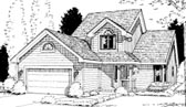 Plan Number 69042 - 2001 Square Feet