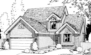 Traditional House Plan 69055 Elevation