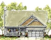 Plan Number 69076 - 1809 Square Feet