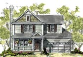 Plan Number 69077 - 1634 Square Feet