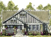 Plan Number 69094 - 1580 Square Feet