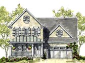 Plan Number 69095 - 1560 Square Feet