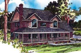 House Plan 69250