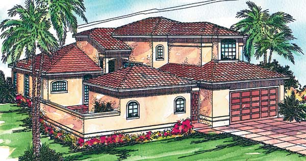 House Plan 69315