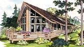 House Plan 69360