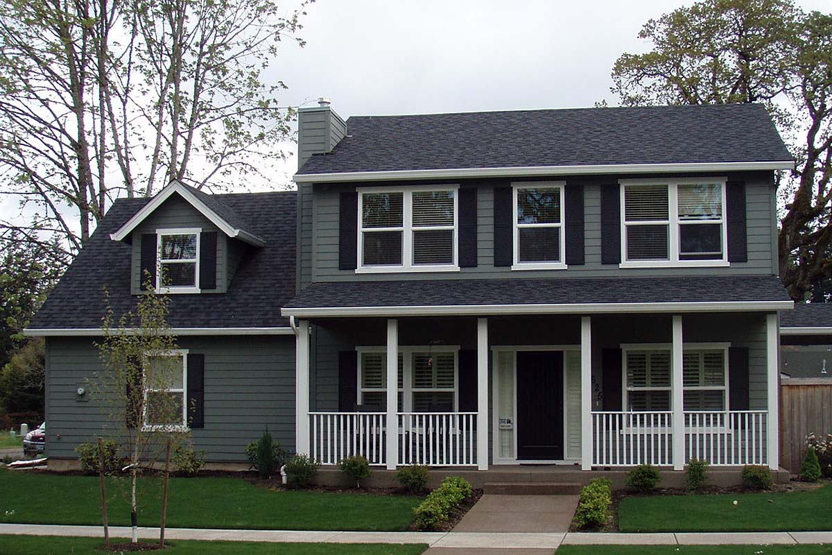 Country House Plan 69471 Elevation