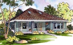 House Plan 69474