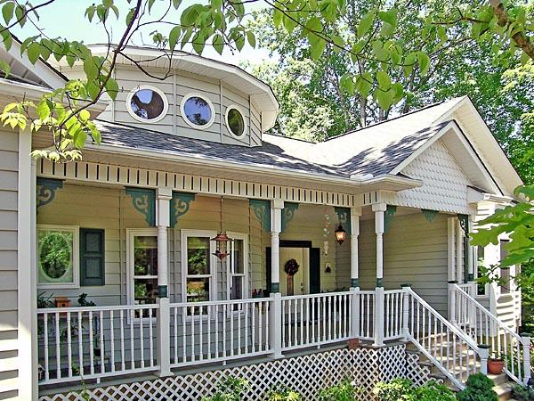 Victorian House Plan 69514