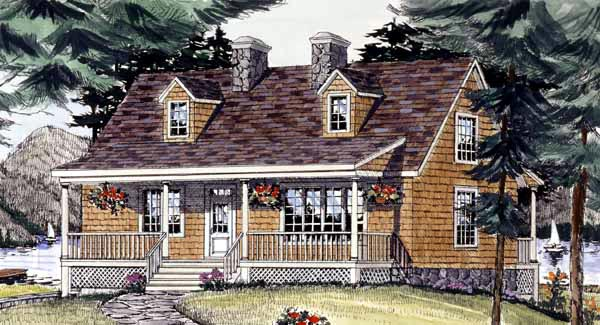 Small House Plan 69515