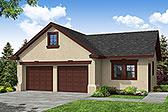 Garage Plan 69759