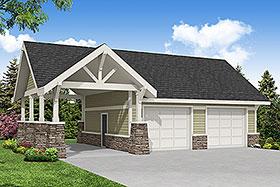 Garage Plan 69763