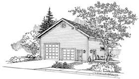 Garage Plan 69767
