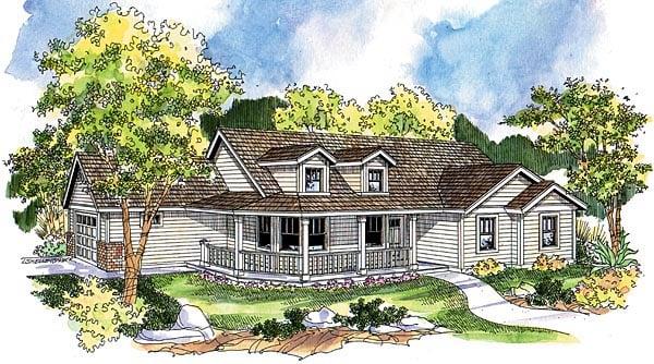 House Plan 69790