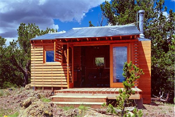 Cabin House Plan 69800 Elevation