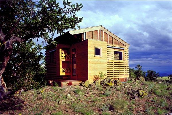 Cabin House Plan 69800 Rear Elevation