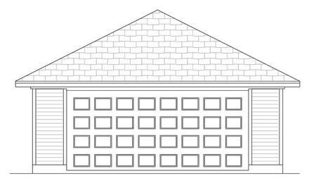 Garage Plan 69904